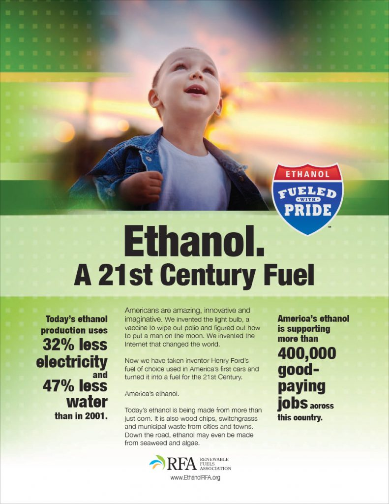 Renewable Fuels Association Ad by Landis Productions