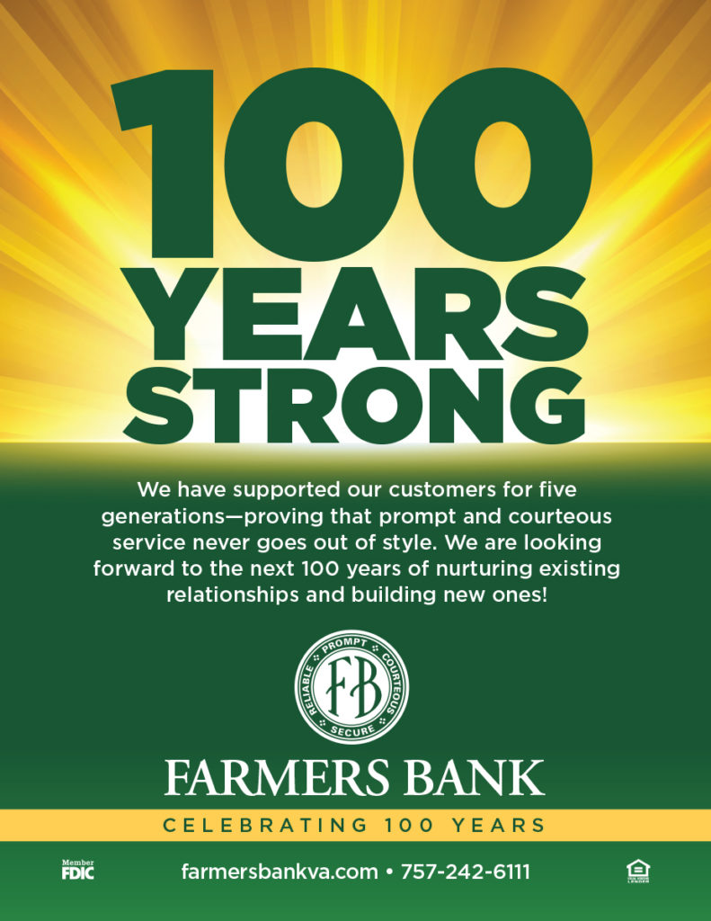 Farmers Bank 100 Years Strong Ad Campaign by Landis Productions