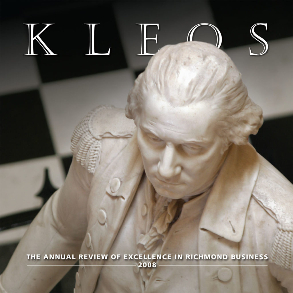KLEOS Magazine Design by Landis Productions