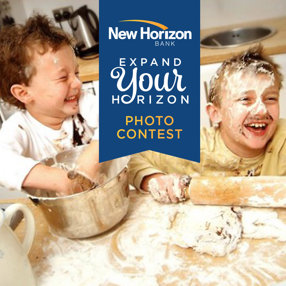 New Horizon Bank Online Contest Promotion by Landis Productions