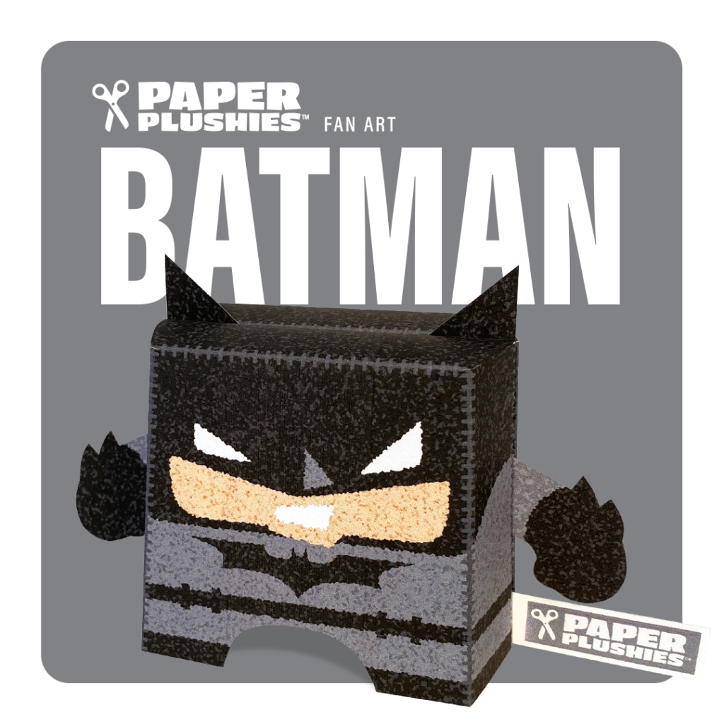 Paper Plushies Batman